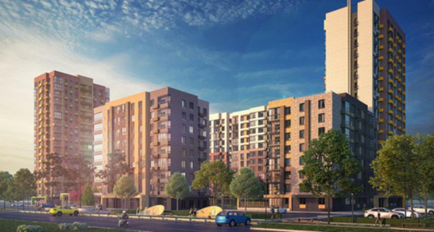 Последние квартиры в новом, «умном» жилом комплексе Тюмени.