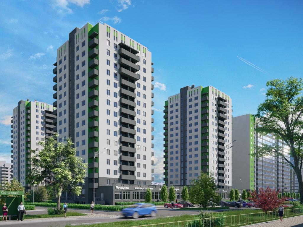 Новые квартиры в Зареке — от 1270 тысяч рублей!