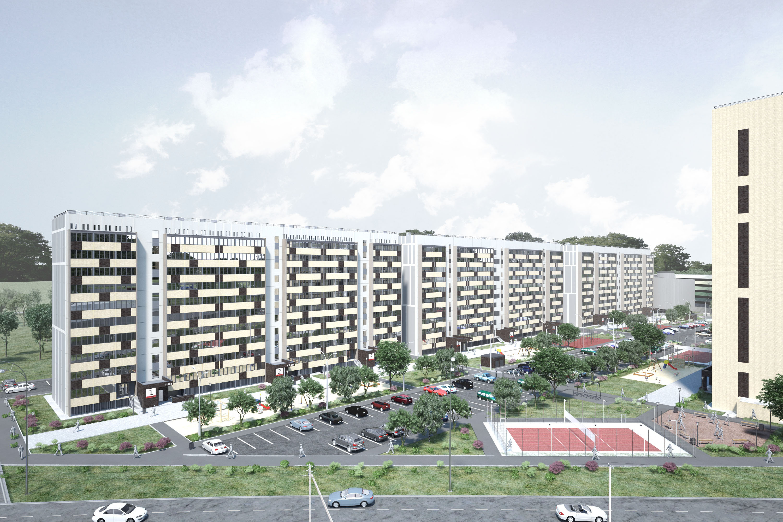 Купить однокомнатную квартиру в Тюмени. Новые квартиры для Вас