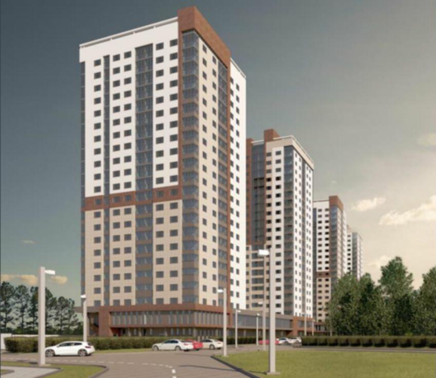 Скидки на квартиры в новом доме в районе Лесобазы до 100 000 рублей.