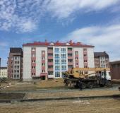 ЖК в поселке Боровский