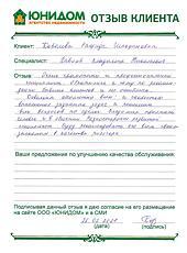 Королева  Рафида о работе Павлова Владимира