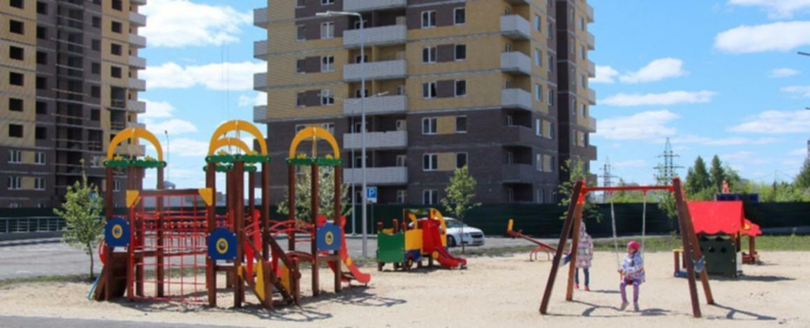 Скидки до 100 000 рублей на квартиры в новом, готовом доме.
