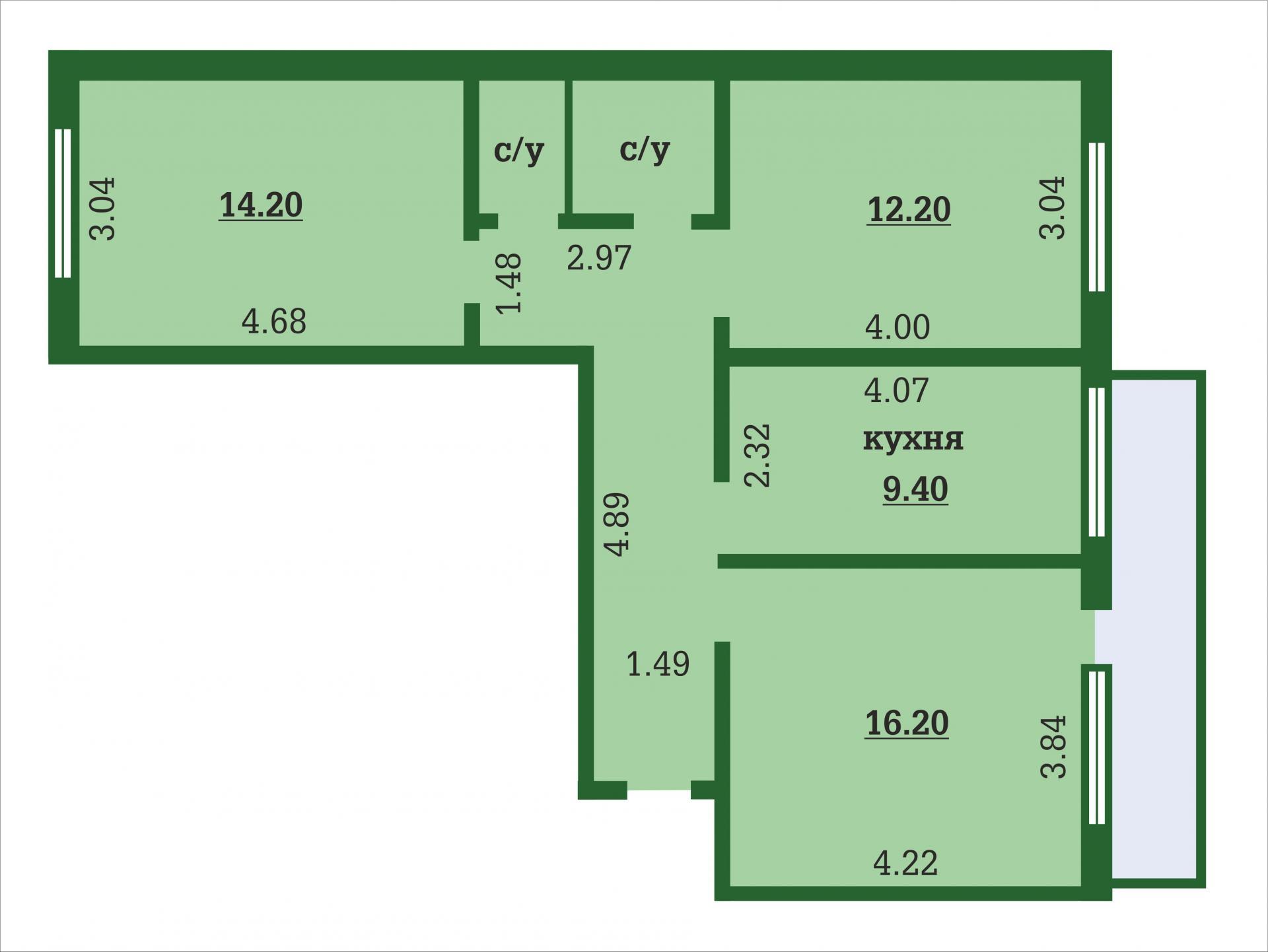 Продам инд по адресу Россия, Тюменская область, Тюмень, Флотская, 54 фото 14 по выгодной цене