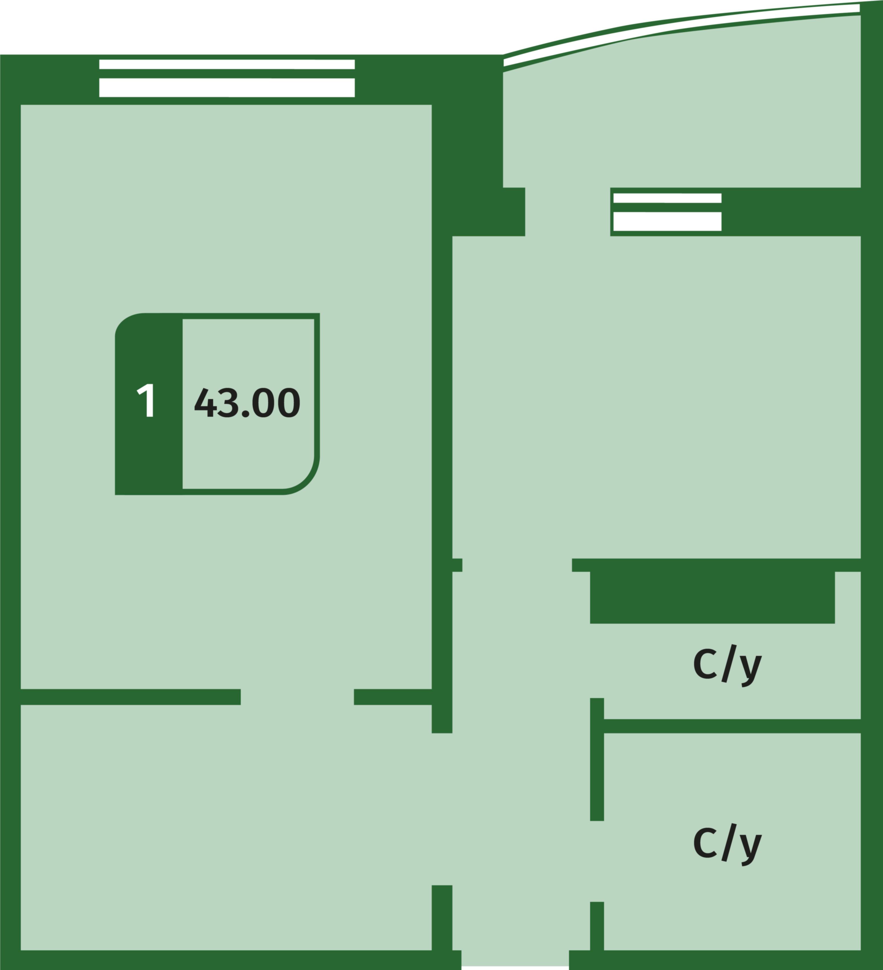 Продам инд по адресу Россия, Тюменская область, Тюмень, Николая Семёнова, 21 к1 фото 5 по выгодной цене