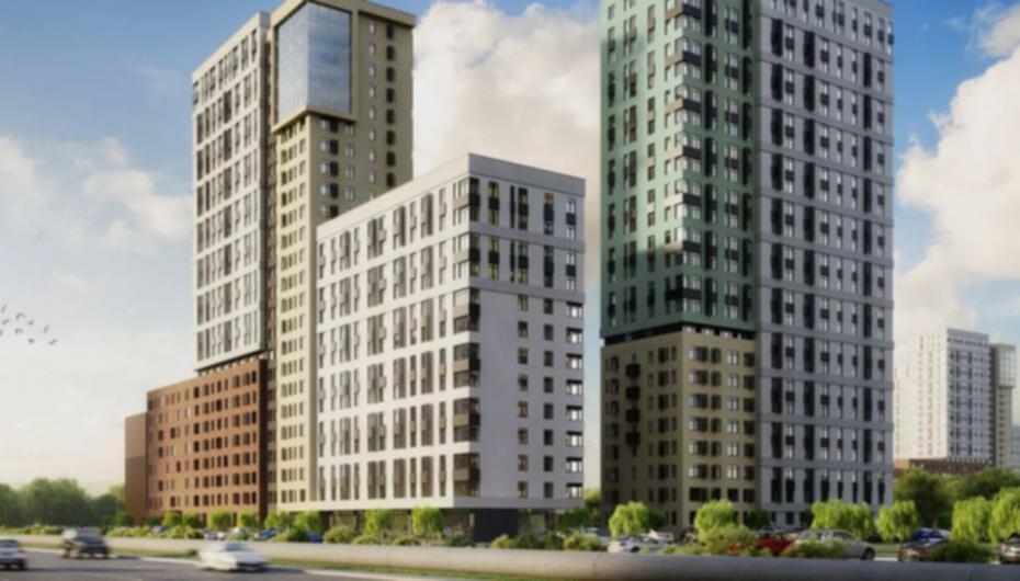 Покупай квартиру в центре и получи скидку 100 000 рублей и паркинг в подарок