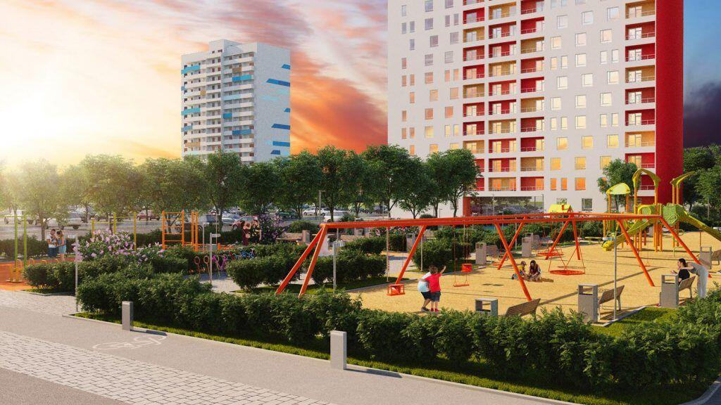 Скидка на двухкомнатные и трехкомнатные квартиры до 150 000 рублей!