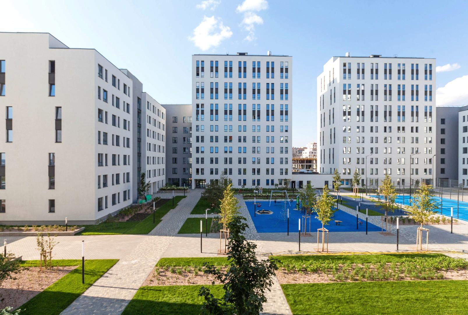 «Европейский квартал» — квартиры с кухней-гостиной всего за 2,7 миллиона!