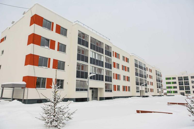 Чистовые квартиры в экологичном районе Тюмени — открыты продажи в новом доме!
