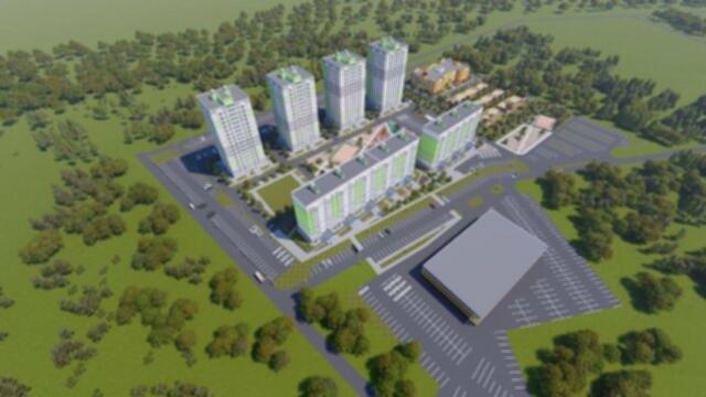 Большой выбор новых квартир по минимальным ценам в районе Лесобазы.