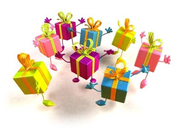 «Юнидом» вручил подарки своим покупателям