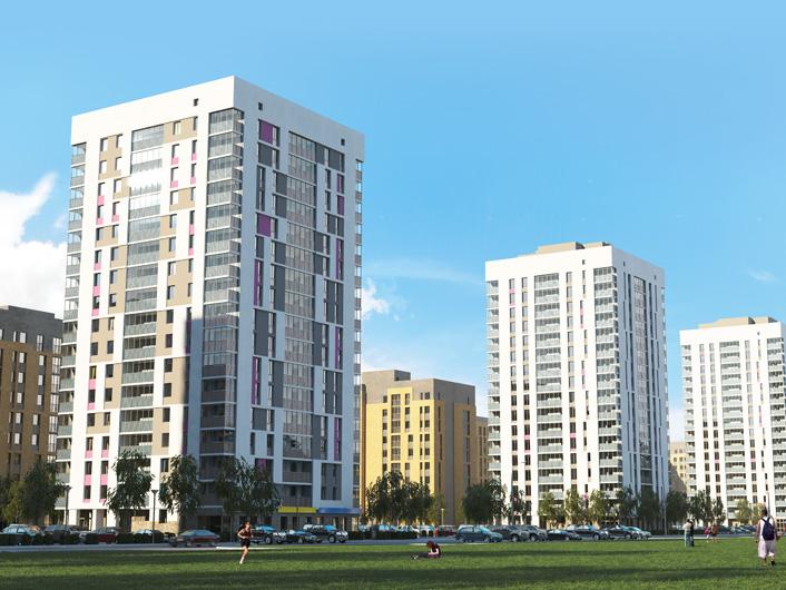 Новогодние скидки на недвижимость!  Успей купить свою квартиру в ЖК «Видный»