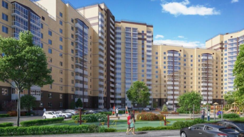 Новые квартиры в кирпичном доме по привлекательной цене.
