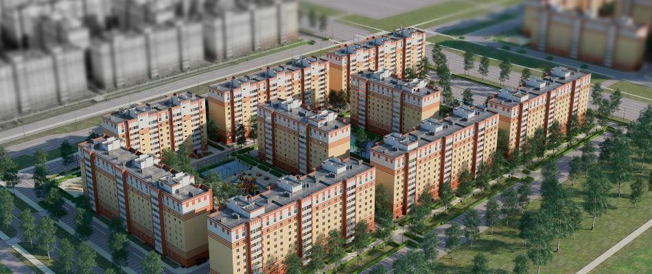 Квартиры в Тюменском-3 — скидка 500 000 рублей!