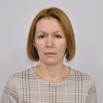 Солодянкина Ольга Юрьевна