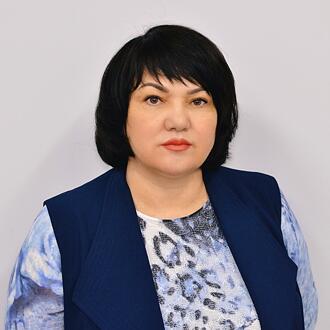 Гончарова Марина Рахимжановна