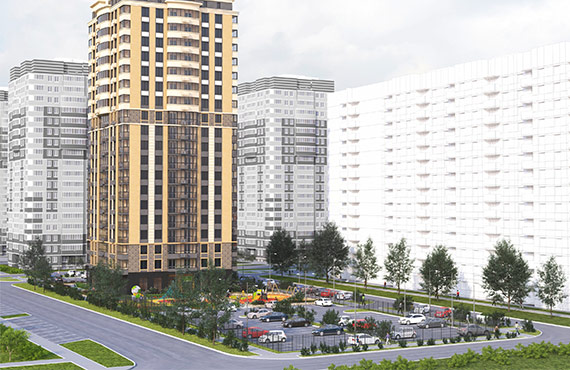 Большие квартиры рядом со школой — для вашей семьи