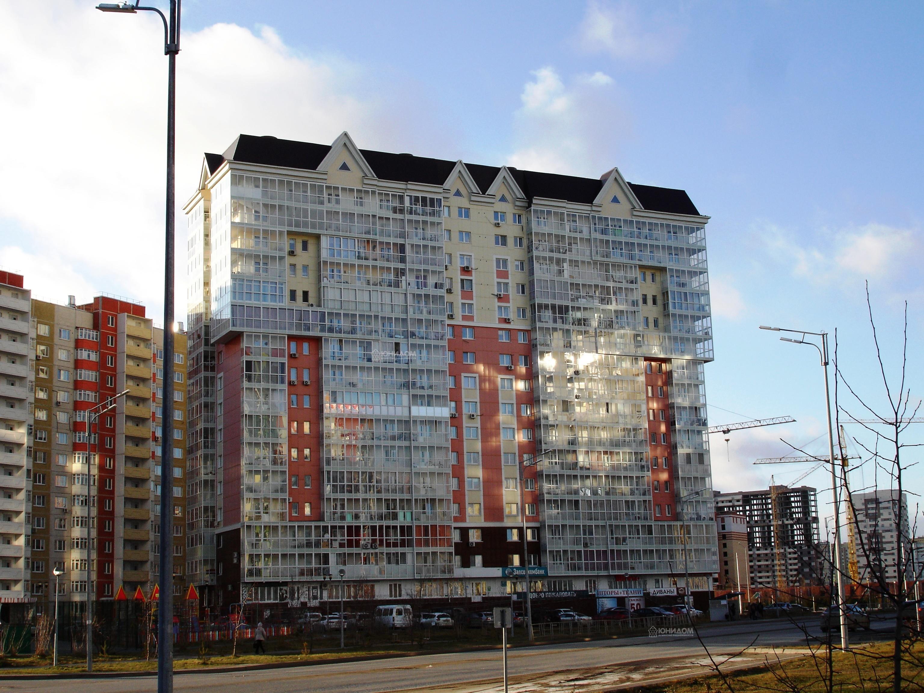 Продам инд по адресу Россия, Тюменская область, Тюмень, Дмитрия Менделеева, 12 фото 0 по выгодной цене