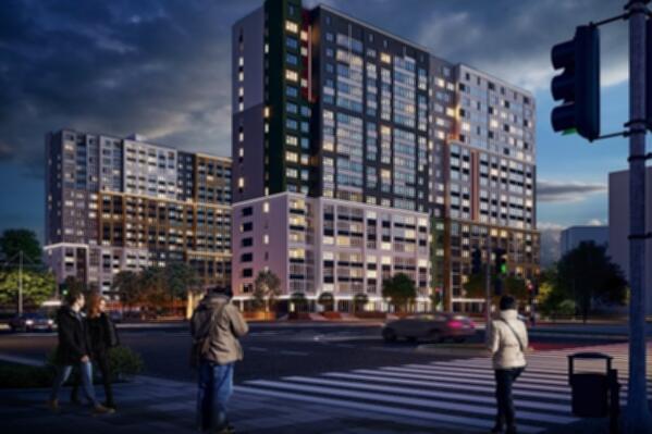 Покупайте новые квартиры в Тюменской слободе со скидкой до 70 000 рублей!