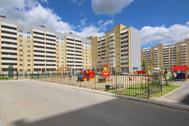 Готовые квартиры в кирпичном доме за 1440 тыс. рублей