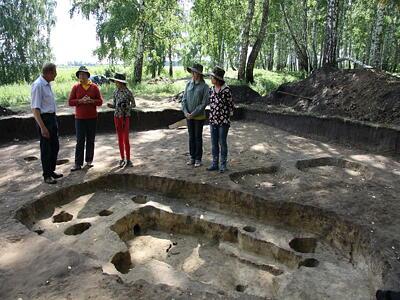 В Тюменской области в ЕГРН внесена информация о территории памятника археологии федерального значения