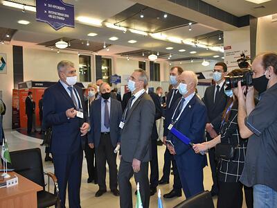 Новшества в сфере цифровизации услуг Росреестра представили в Тюмени на выставке «ИНФОТЕХ-2021»