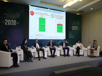 На форуме «Международная неделя бизнеса-2020» обсудили процессы цифровой трансформации учетно-регистрационной сферы
