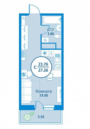 Продам инд по адресу Россия, Тюменская область, Тюмень, Вадима Бованенко, 1 фото 18 по выгодной цене