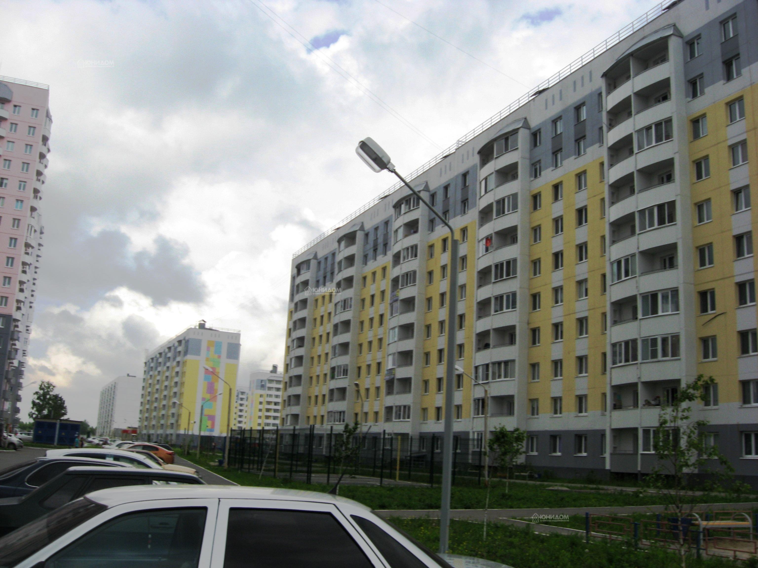 Продам 3-комн. квартиру по адресу Россия, Тюменская область, Тюмень, Беловежская 7 к1 фото 2 по выгодной цене