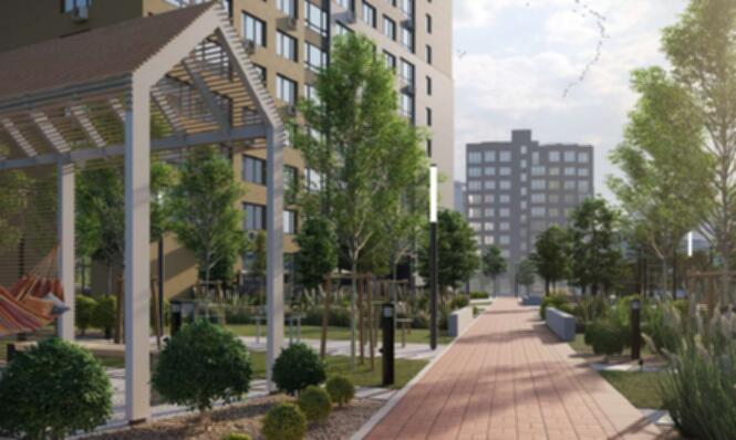 Новый жилой комплекс в районе ул. Ямская с квартирами от 2 510 000 рублей