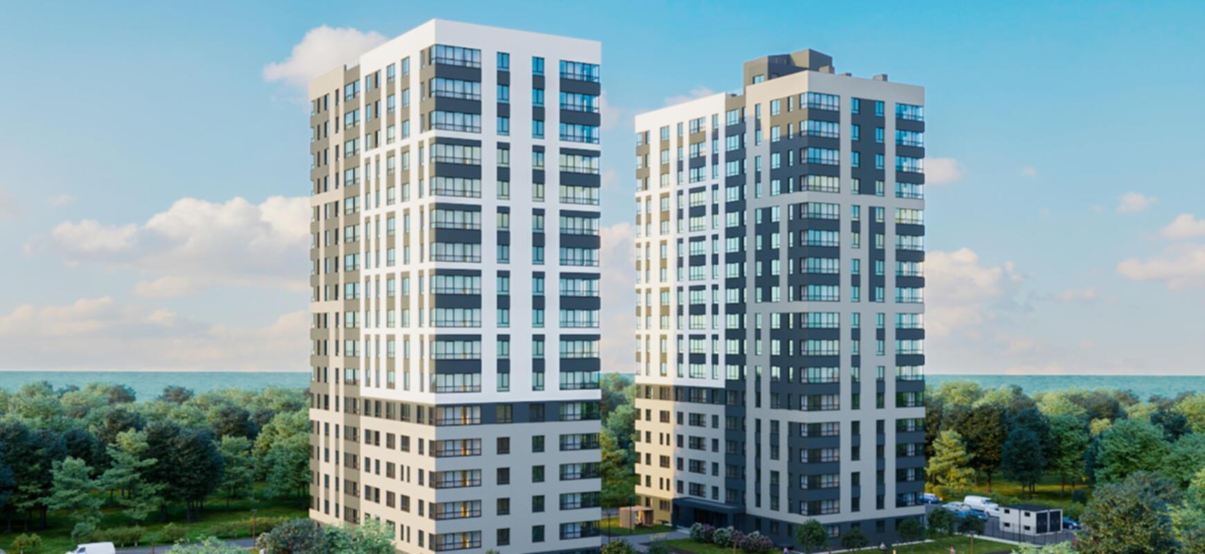Купите квартиру в новостройке с готовым ремонтом!