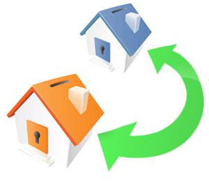Обмен квартиры на загородный дом: 3 вариант