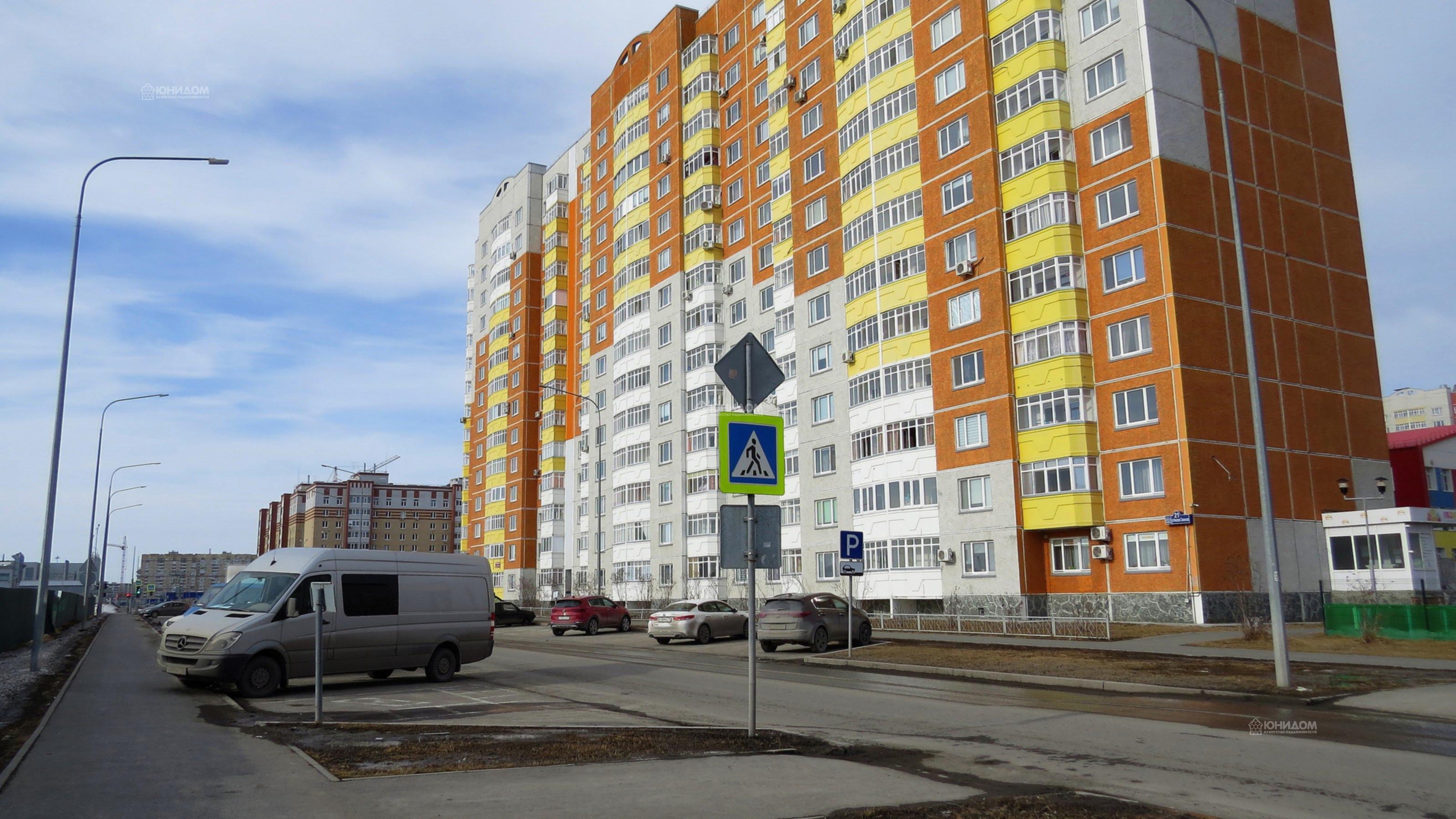 Продам инд по адресу Россия, Тюменская область, Тюмень, Николая Семёнова, 21 к1 фото 4 по выгодной цене