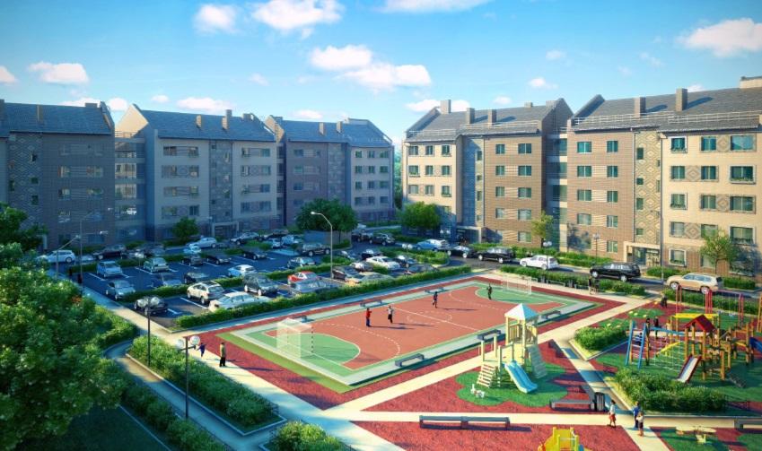 Квартиры в загородном комплексе «Шоколад» от 2190 тыс. рублей!