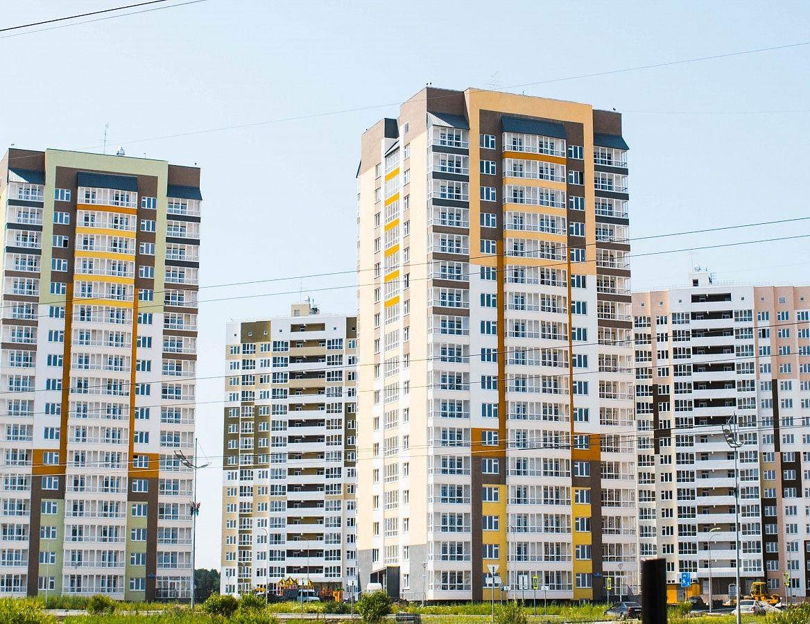 Квартиры в Тюменской слободе — под 8,89%!*