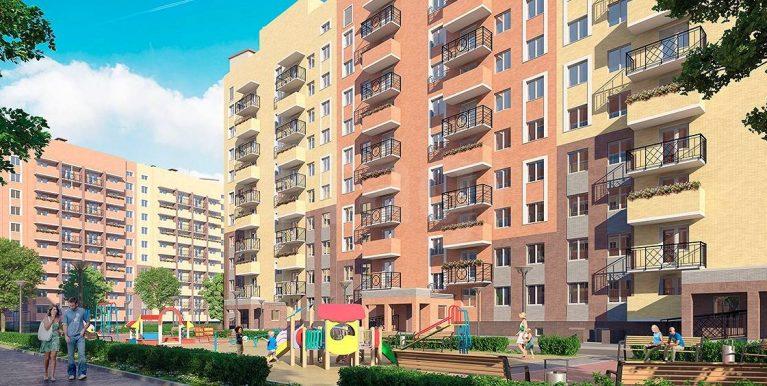 Новый жилой комплекс Роза ММС в экологически чистом районе