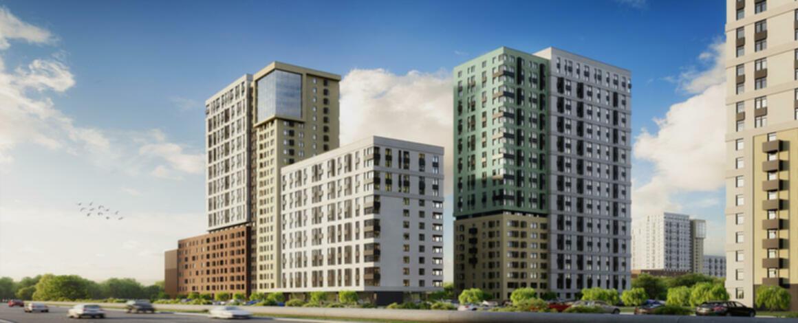 Скидка 200 000 рублей на квартиру в новостройке в самом центре города!