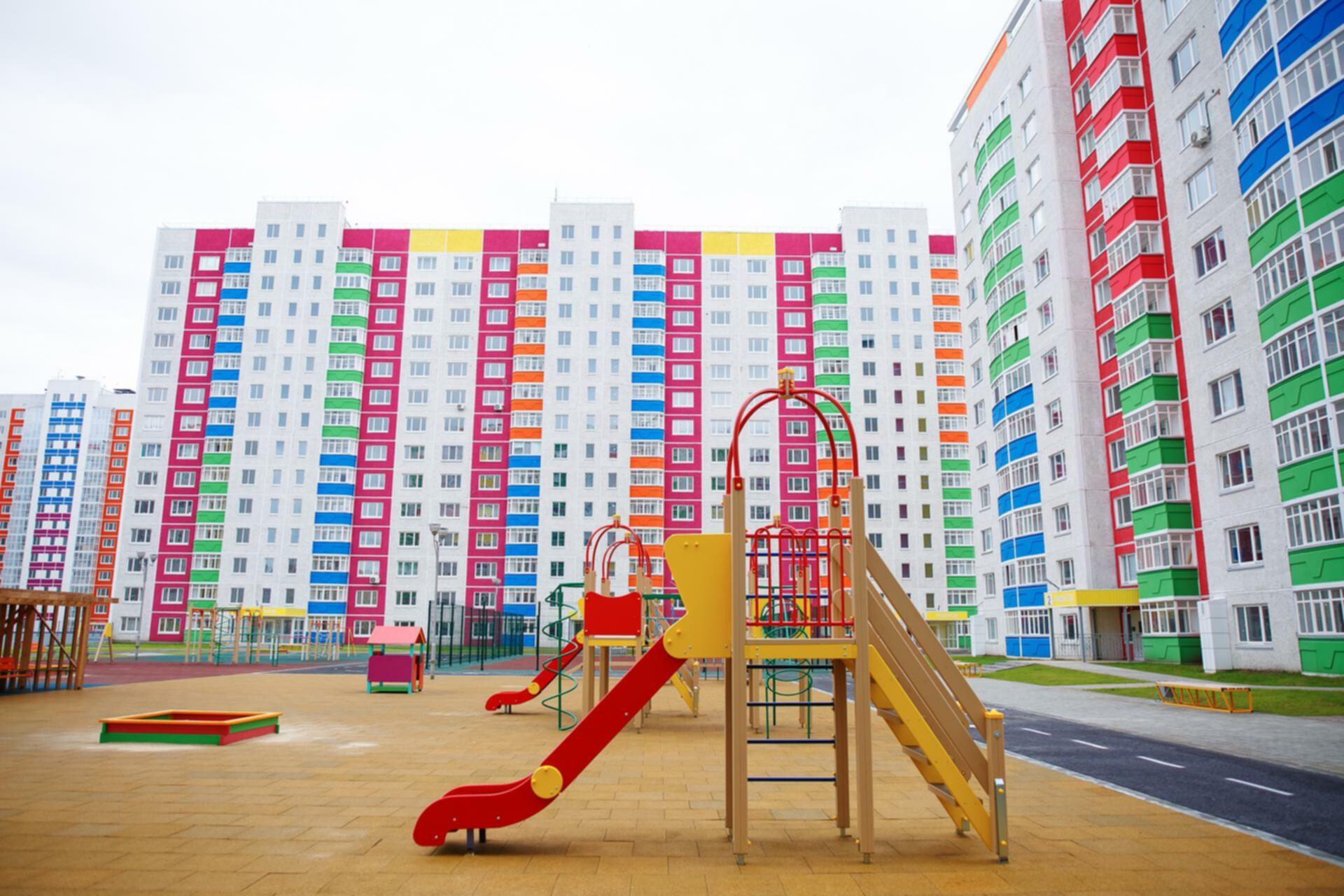 Еще есть квартиры в готовом доме в районе Патрушева
