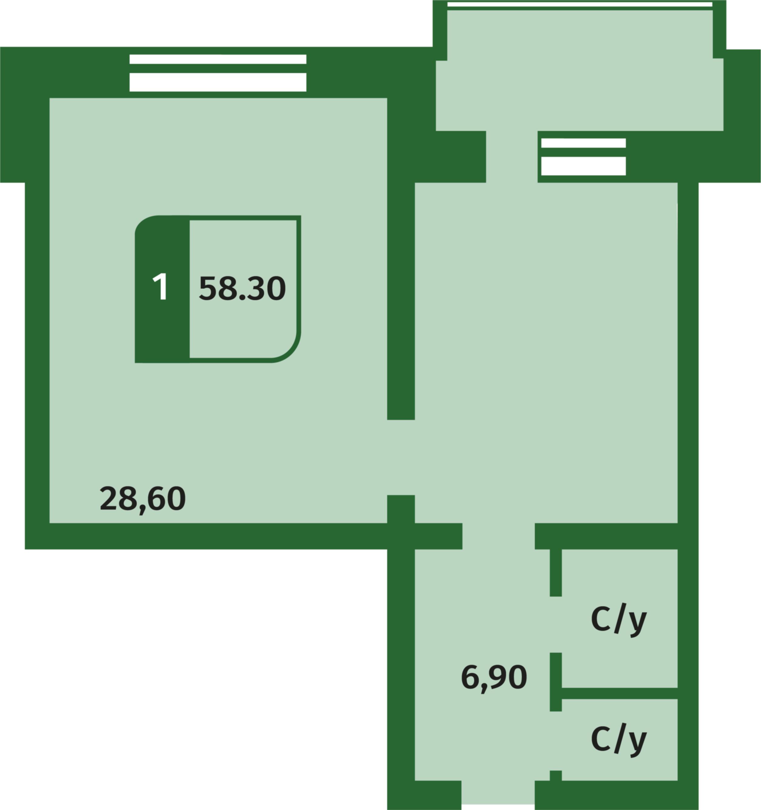 Продам инд по адресу Россия, Тюменская область, Тюмень, Прокопия Артамонова, 15 фото 14 по выгодной цене