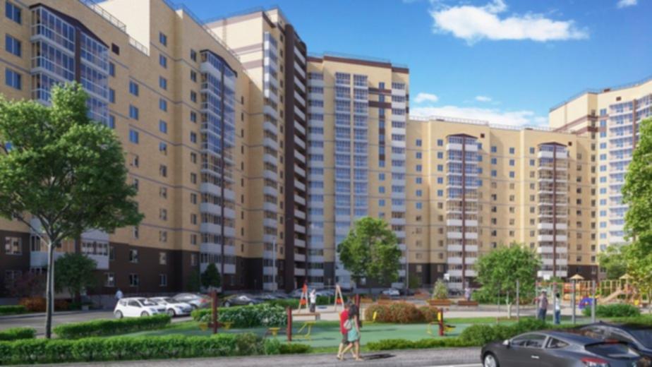 Последние квартиры в новом доме со скидкой 200 000 рублей!