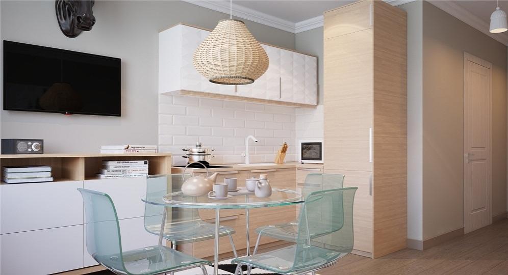 Квартиры с отделкой и мебелью в Легенда Парке – от 1,5 миллионов