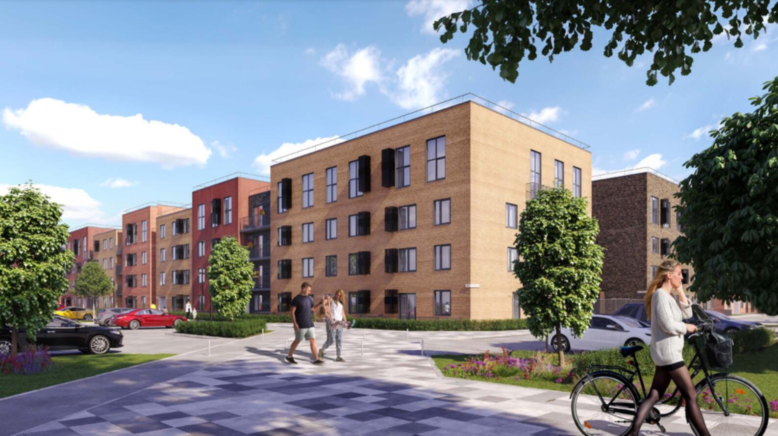 Покупайте квартиру в малоэтажном комплексе, пока цены не поднялись
