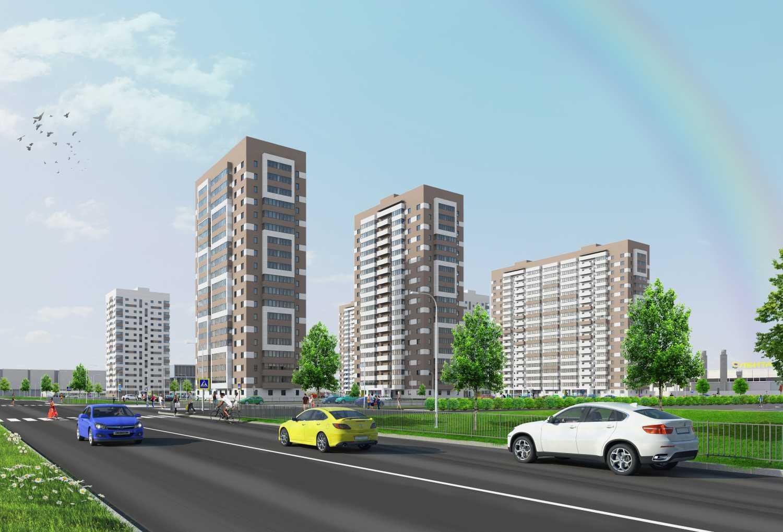 В «Кристалле» — новые планировки квартир