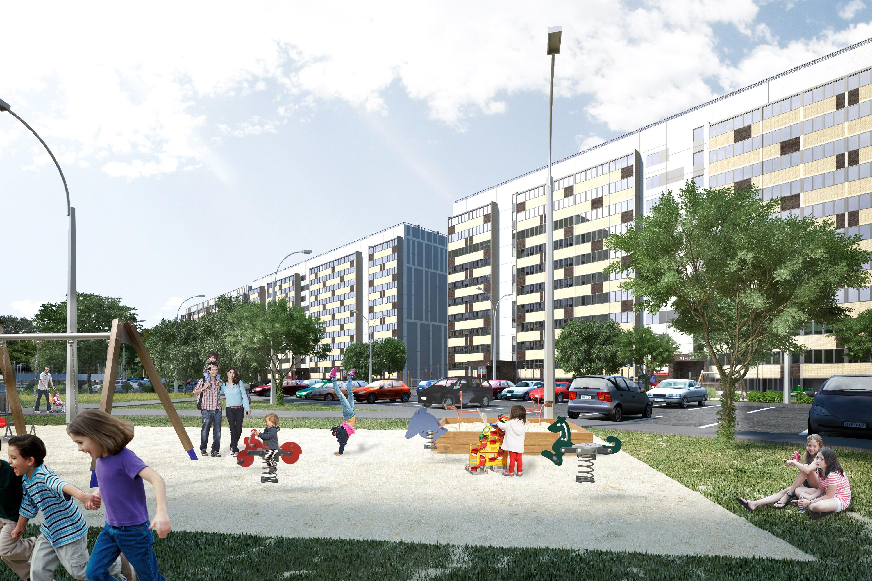 Новый дом в ЖК «Москва»: квартиры от 790 тыс. рублей