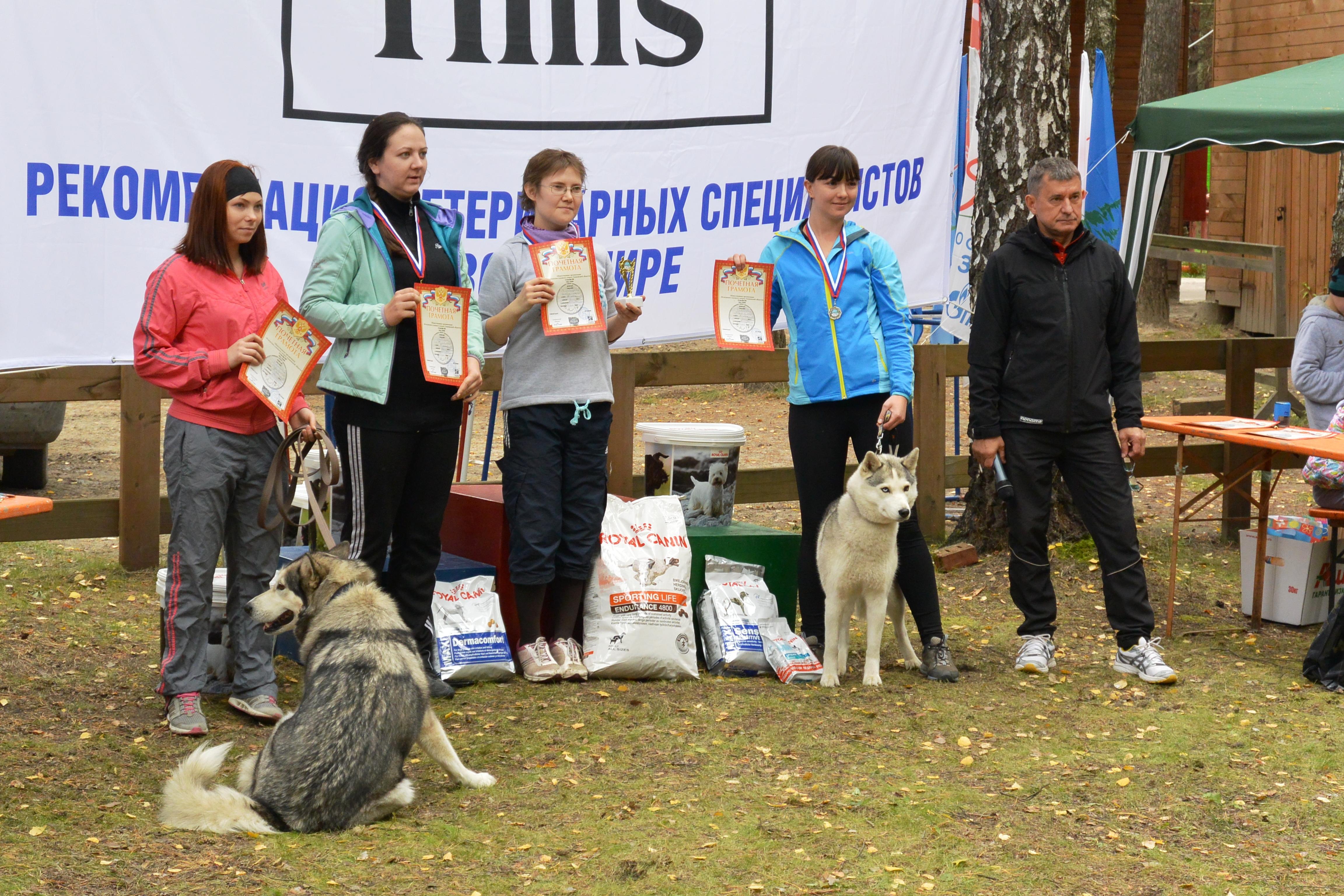 Команда «Юнидом» заняла 2 место в чемпионате «Лапа Дружбы 2015»