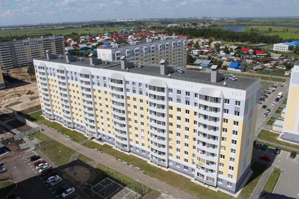 Почему вы должны купить квартиру в «Новоантипинском»