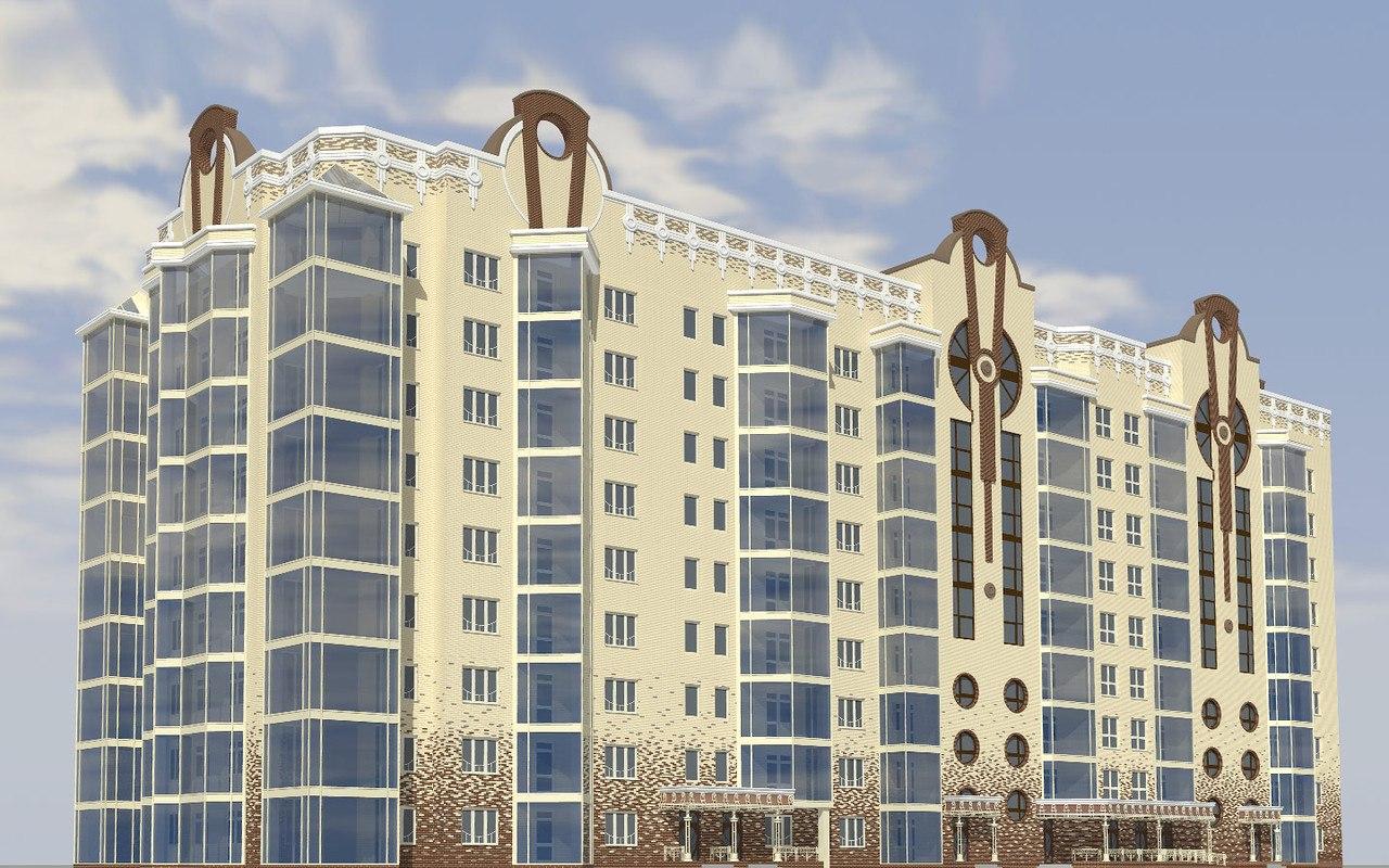 Квартиры в престижном жилом комплексе — для вас