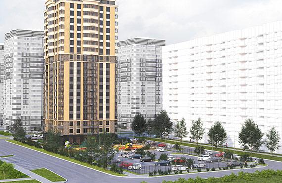 Квартиры рядом со школой — от 2,3 млн рублей!