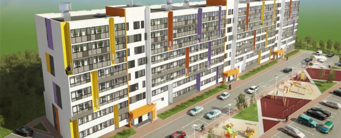 Скидки до 250 000 рублей на квартиры в новом доме в районе ММС
