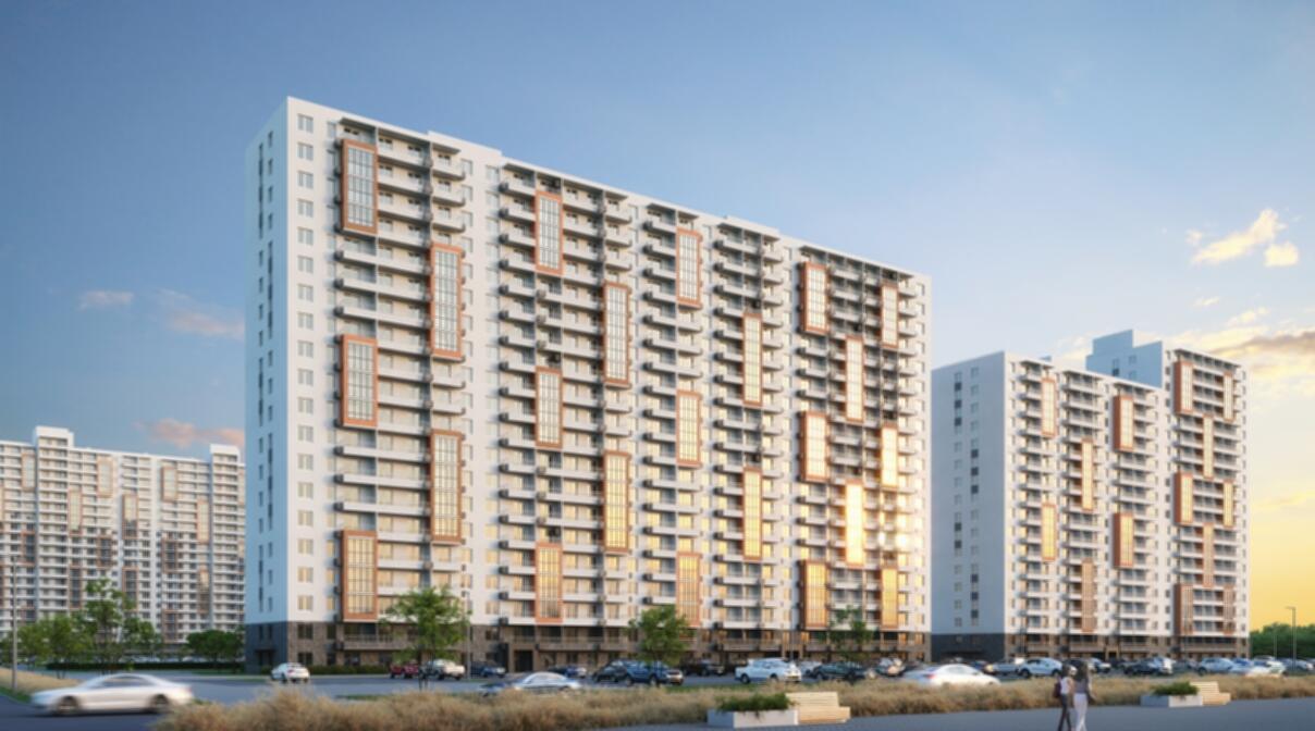 Старт продаж нового жилого комплекса! Стоимость квартир от 1 820 000 рублей!